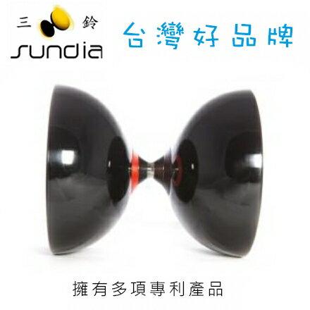 SUNDIA 三鈴 炫風三培鈴系列 SH.3B.BK炫三正黑 / 個