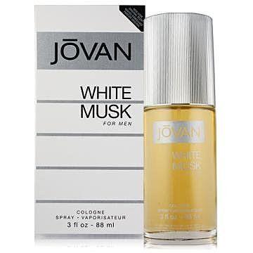 香水1986~JOVAN White Musk for Men 白麝香男性淡香水 88ml