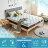 Q格子水冷膠降溫調節蜂巢式獨立筒床墊 / 雙人加大6尺 / H&D東稻家居 / 好窩生活節 0