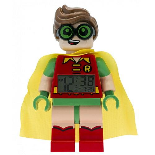 東喬精品百貨商城:免運費【樂高積木LEGO】樂高鬧鐘-樂高蝙蝠俠電影羅賓