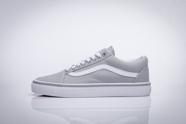 Vans Old Skool 經典灰色 男女鞋