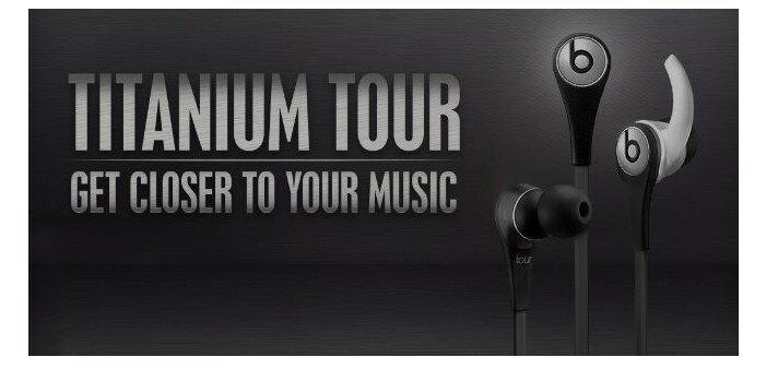 Beats Tour 2.0 耳塞式耳機-限量色 紅色 1