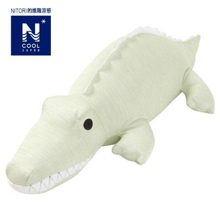 進階涼感 鱷魚抱枕 N-COOL SUPER CROCODILE16