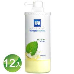 【金美克能】 抗屑止癢洗髮乳(佛手柑薄荷) 750ml (12入/箱)