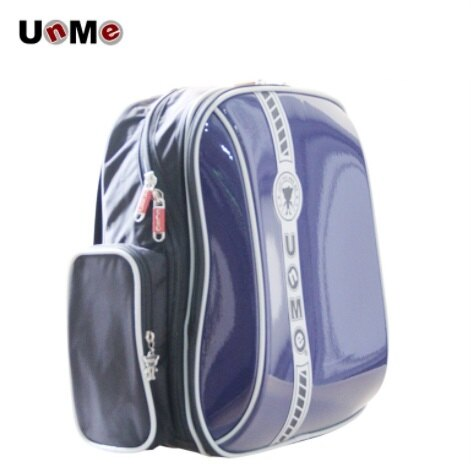 <br/><br/>  X射線【C3256N】UnMe後背亮殼書包(深藍)台灣製造,開學必備/護脊書包/書包/後背包/背包/便當盒袋/書包雨衣/補習袋/輕量書包/拉桿書包<br/><br/>
