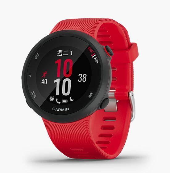 Garmin Forerunner 45 / 45SGPS 腕式光學心率跑錶 智慧跑錶 / 運動休閒 / 正版【H.Y SPORT】 2