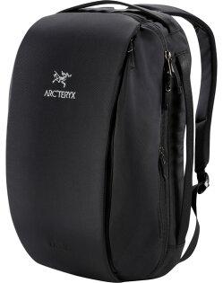 Arcteryx始祖鳥Blade20時尚休閒旅行後背包筆電包電腦包16179黑色