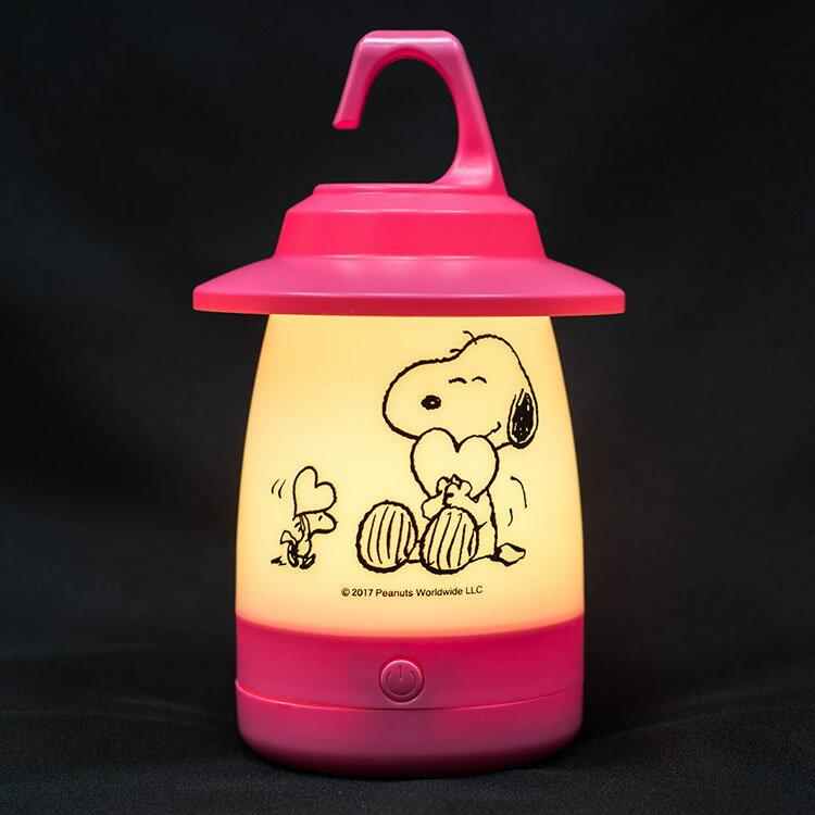 SNOOPY 史努比 小夜燈 露營吊燈 緊急照明燈 日本帶回 同歩流行