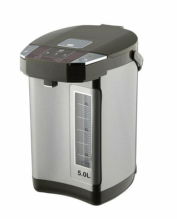 【晶工JINKON 】電動熱水瓶5.0L(JK-8650)