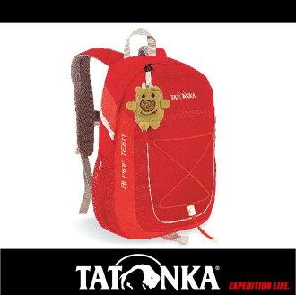 萬特戶外運動 TATONKA TTK1792-015 Alpine Teen 16公升 兒童多功能背包 紅色