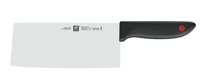 德國 雙人牌 Zwilling TWIN Point 中式菜刀 18cm