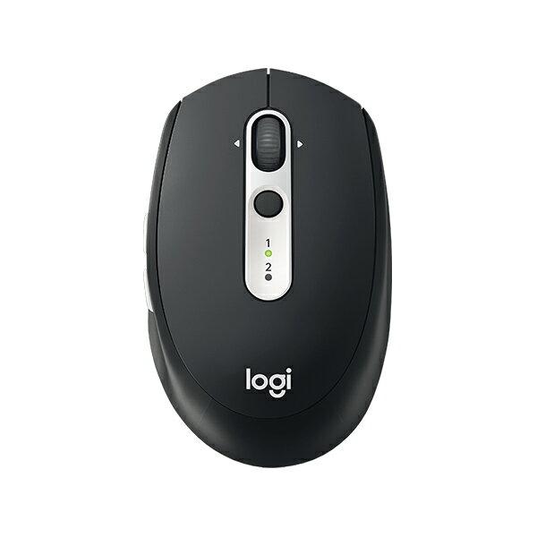 Logitech 羅技 M585 多工無線滑鼠 - 石墨黑