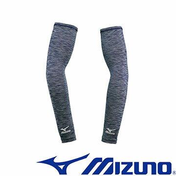 【登瑞體育】MIZUNO 防曬必備彈性麻花袖套 -32TY6G1313