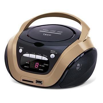 TECO東元 手提CD/USB/SD音響 XYFSC005