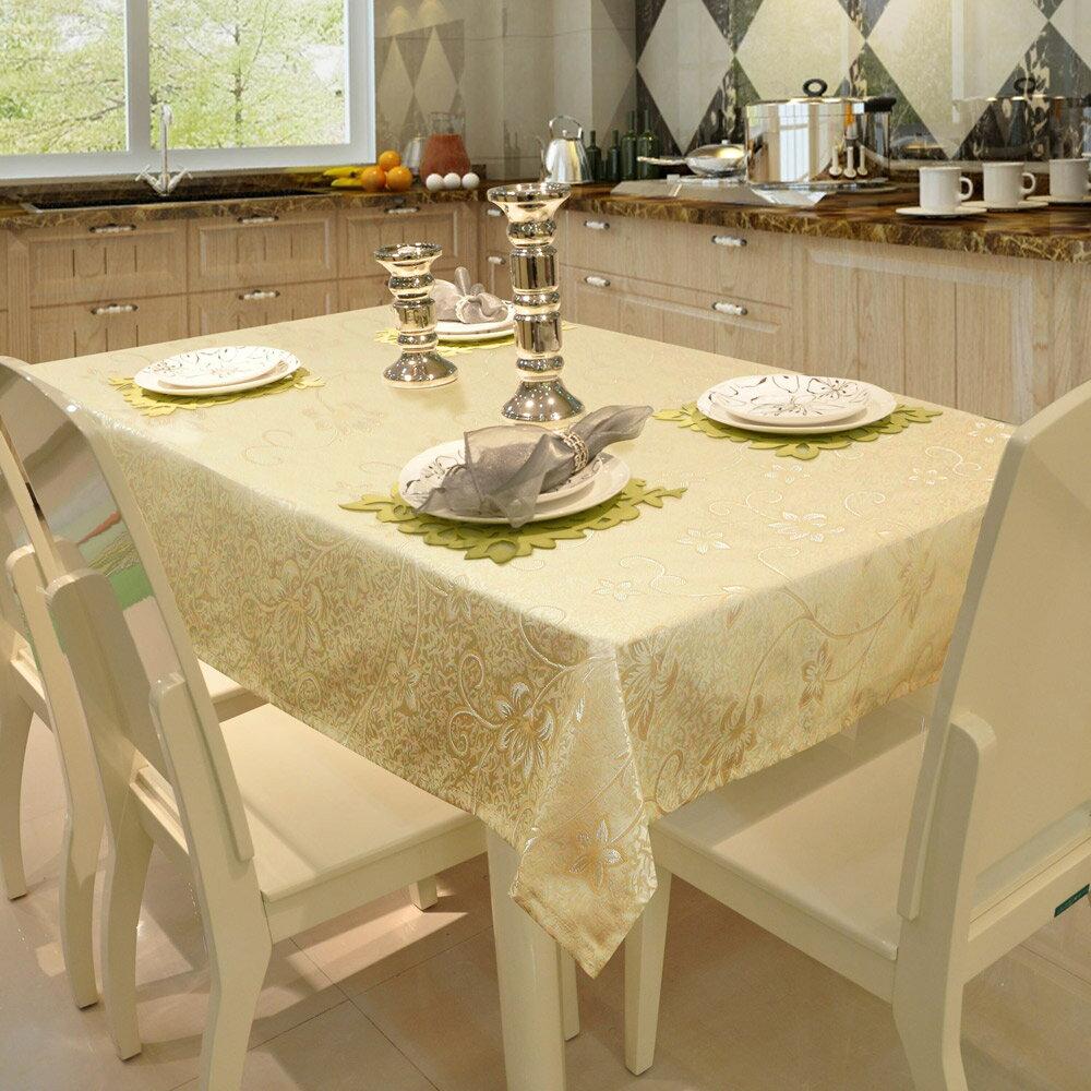 金藤蔓 桌巾-140x180cm 2