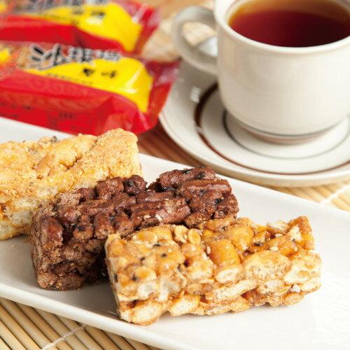 【喜之坊】健康輕食烤沙琪瑪(12入)巧克力