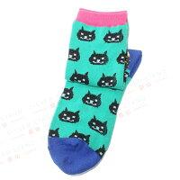 愚人節KUSO包包配件推薦到【銀站】日本Oh my harajuku soxx 微笑萌貓造型襪(隨機五入裝)就在銀站推薦愚人節KUSO包包配件