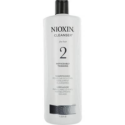 儷康絲 NIOXIN 賦活2號頭皮洗髮精 1000ML ☆真愛香水★