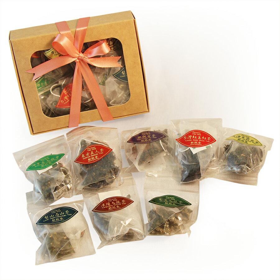 綜合茶包8入禮盒 1