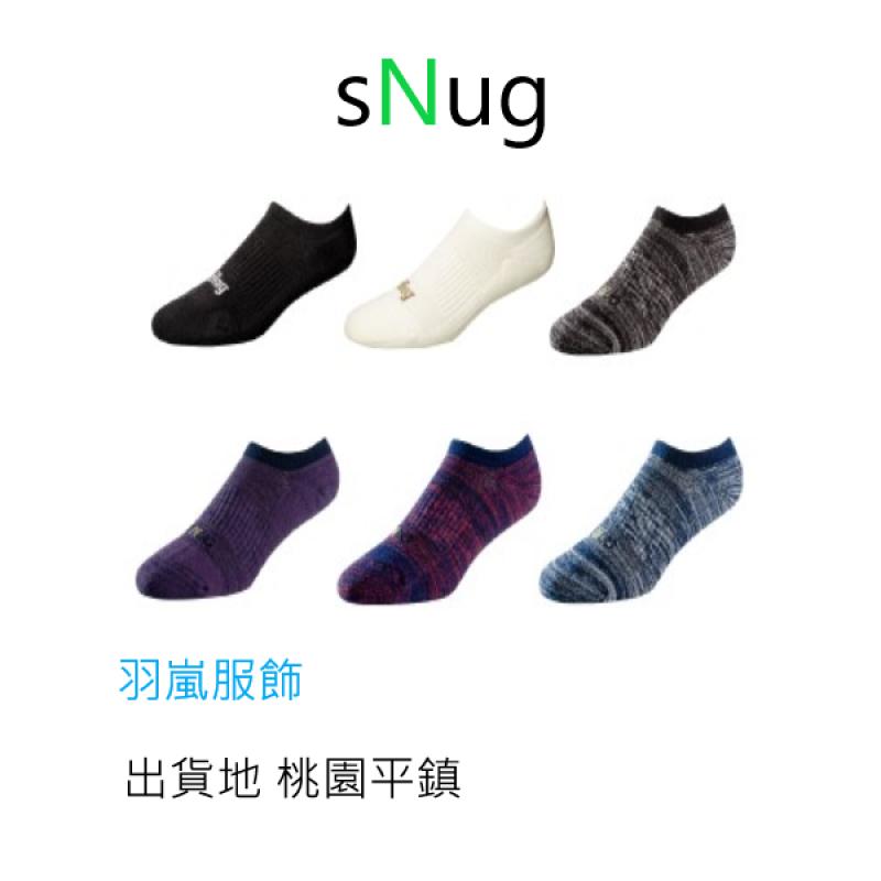 18雙組合價  SNUG 運動船襪 除臭襪 運動襪-羽嵐機能