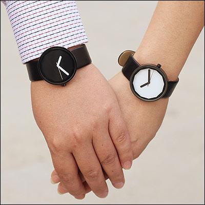 男錶女錶情侶ManStyle潮流嚴選時尚韓版韓版對錶皮帶手錶【09S0491】