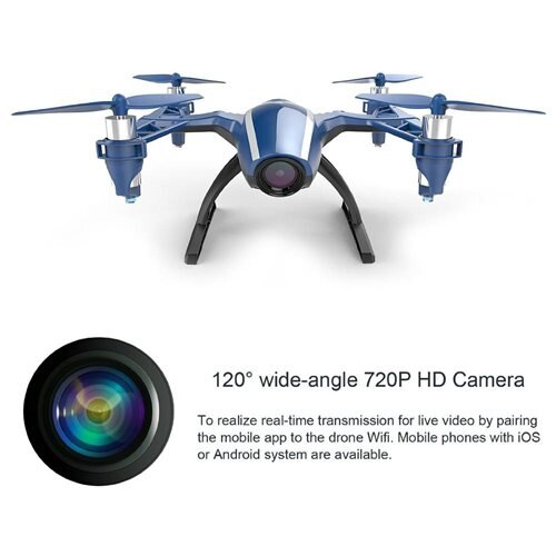UDI Peregrine U28W Wifi FPV RC Drone Headless HD Camera