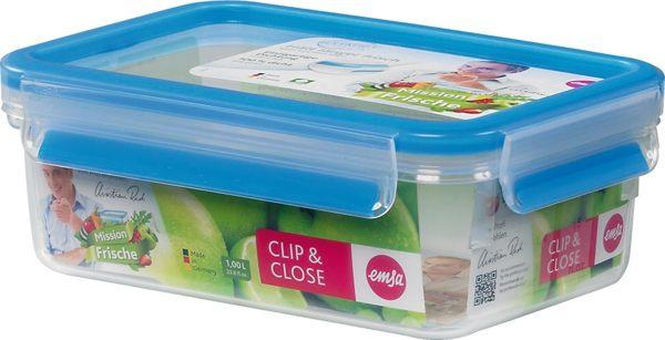 德國EMSA 3D保鮮盒 (515732) -1.0L