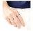 日本CREAM DOT  /  リング ペアリング ステンレス製 低アレルギー ペアリング レディース メンズ ブランド 大きいサイズ ライン 7号 9号 11号 21号 24号 25号 ビジュー 大人カジュアル シンプル  /  a03394  /  日本必買 日本樂天直送(1390) 5