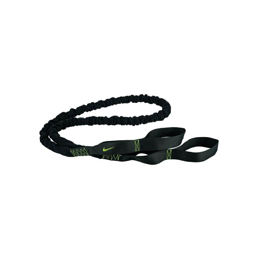 NIKE 抗阻彈力繩 20lbs(瑜珈繩 健身阻力帶 拉力帶 訓練帶【99302080】≡排汗專家≡