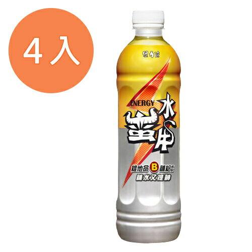 保力達 水蠻牛 維他命B補給飲料 590ml (4入)/組