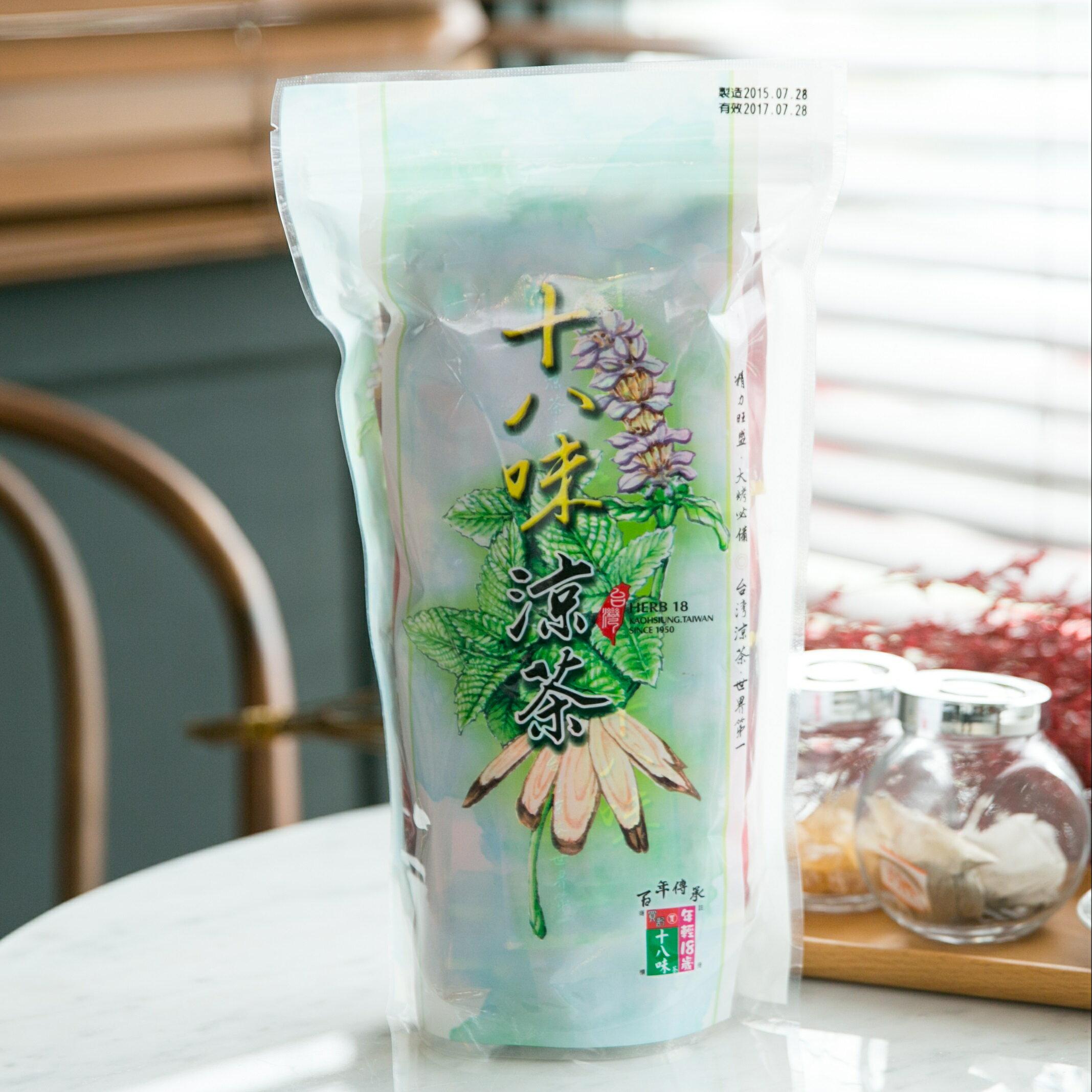 十八味養身茶茶包(38入/包)