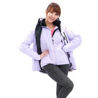 ☆Jordon☆橋登[1076] 女兩件式 GORE-TEX Performance Shell 防水透氣外套