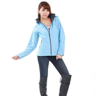 ☆Jordon☆橋登[1911]GORE-TEX PACLITE 女款 輕量化單件式防水透氣外套