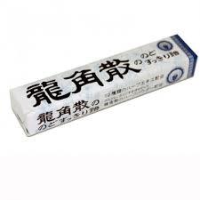 有樂町進口食品 日本進口 龍角散條糖 4987240618614