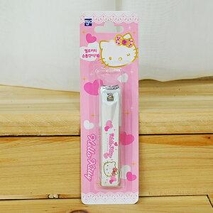 X射線【C461338】Hello Kitty 指甲剪-大,指甲刀/指甲鉗/指甲剪/修容/銼刀