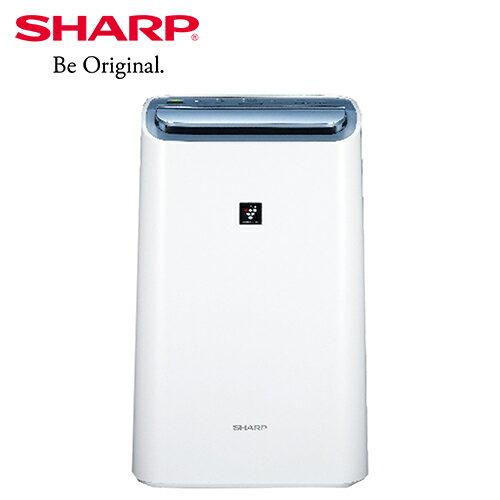 【SHARP 夏普】10.5公升 自動除菌離子清淨除濕機 DW-H10FT-W【三井3C】