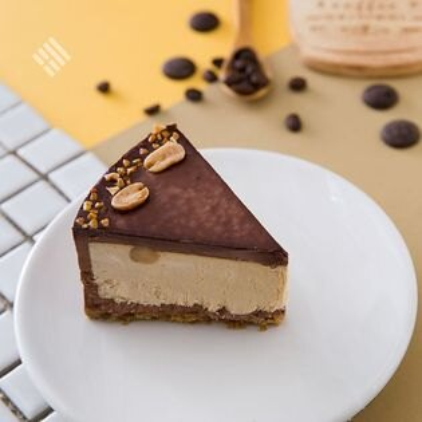 品好乳酪蛋糕:75%摩卡生巧克力重乳酪蛋糕