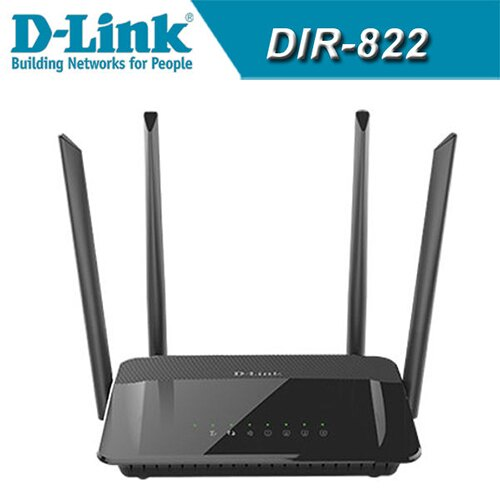 【隔日出貨】D-LINK DIR-822 Wireless AC1200雙頻無線路由器