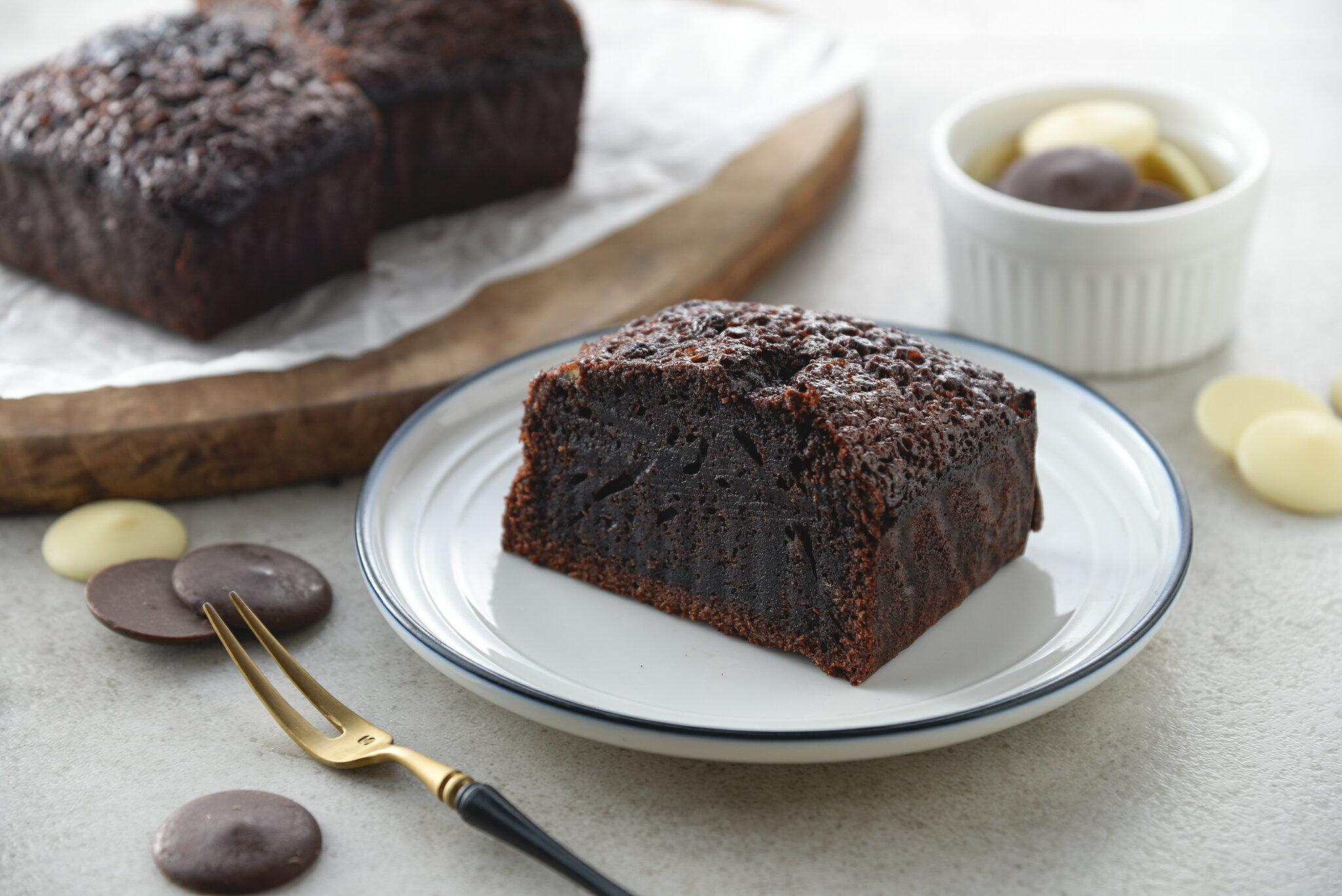 巧克力布朗尼蛋糕 重量:380g  蛋糕