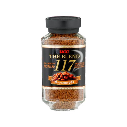UCC117即溶咖啡135g【愛買】