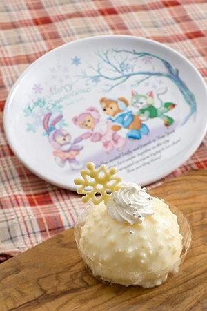 ~真愛 ~點心皿~聖誕溜冰~CAH Duffy 達菲熊  ShellieMay 限定 聖誕