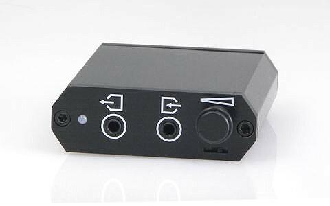 志達電子 2STEPDANCE 展示機出清 德國 CORDA STEPDANCE 2 隨身型耳機擴大機 (公司貨) 門市開放試聽