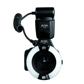 【新風尚潮流】ROWA 唯卓 JY-670 C 高性能TTL電子微距環形閃光燈 支援 Canon JY-670C