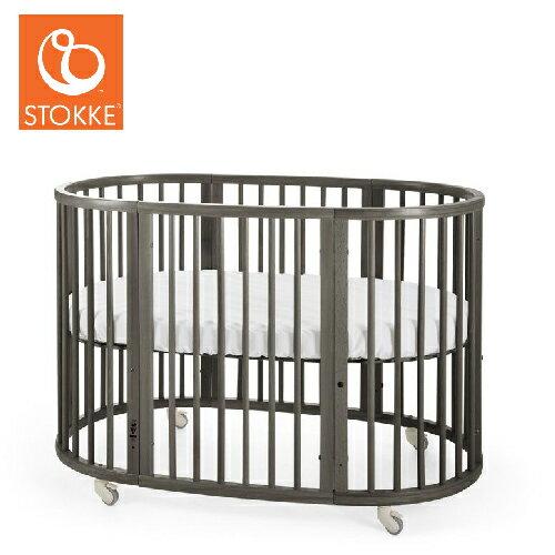 挪威【Stokke】Sleepi 嬰兒床- 中床 (3色) 1