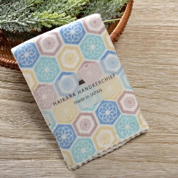HYI 家居生活館:日本今治-KONTEX-Haikarakikko方巾(藍)《日本設計製造》《全館免運費》