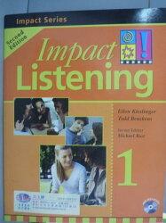 【書寶二手書T6/語言學習_QNZ】Impact Listening 1_Ellen Kisslinger,etc_2/