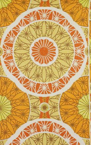 橙色壁紙 復古壁紙 WD-35 0