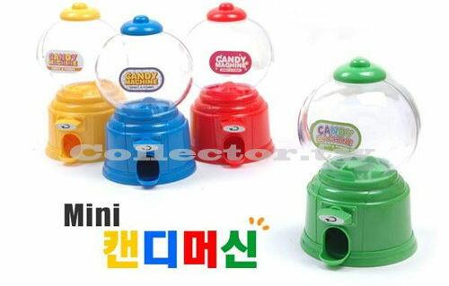 【A13072201】韓版迷你扭糖機 存錢罐 MINI彩虹糖果罐