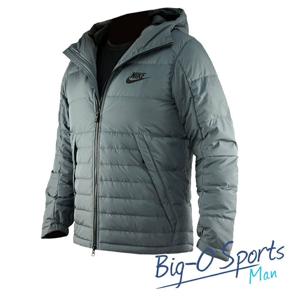 NIKE 耐吉 AS M NSW DOWN FILL HD JACKET 羽絨外套 男 806862021 Big-O Sports