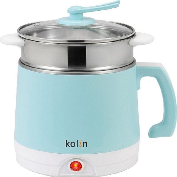 【Kolin歌林】 雙層防燙不鏽鋼美食鍋(KPK-LN203)